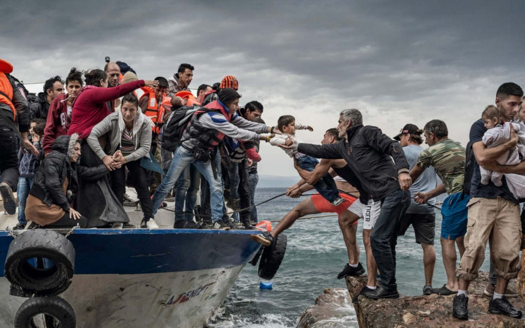 European Refugee Crisis: The truth