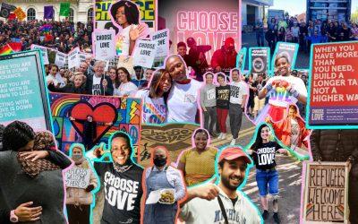 Choose Love: Our Manifesto