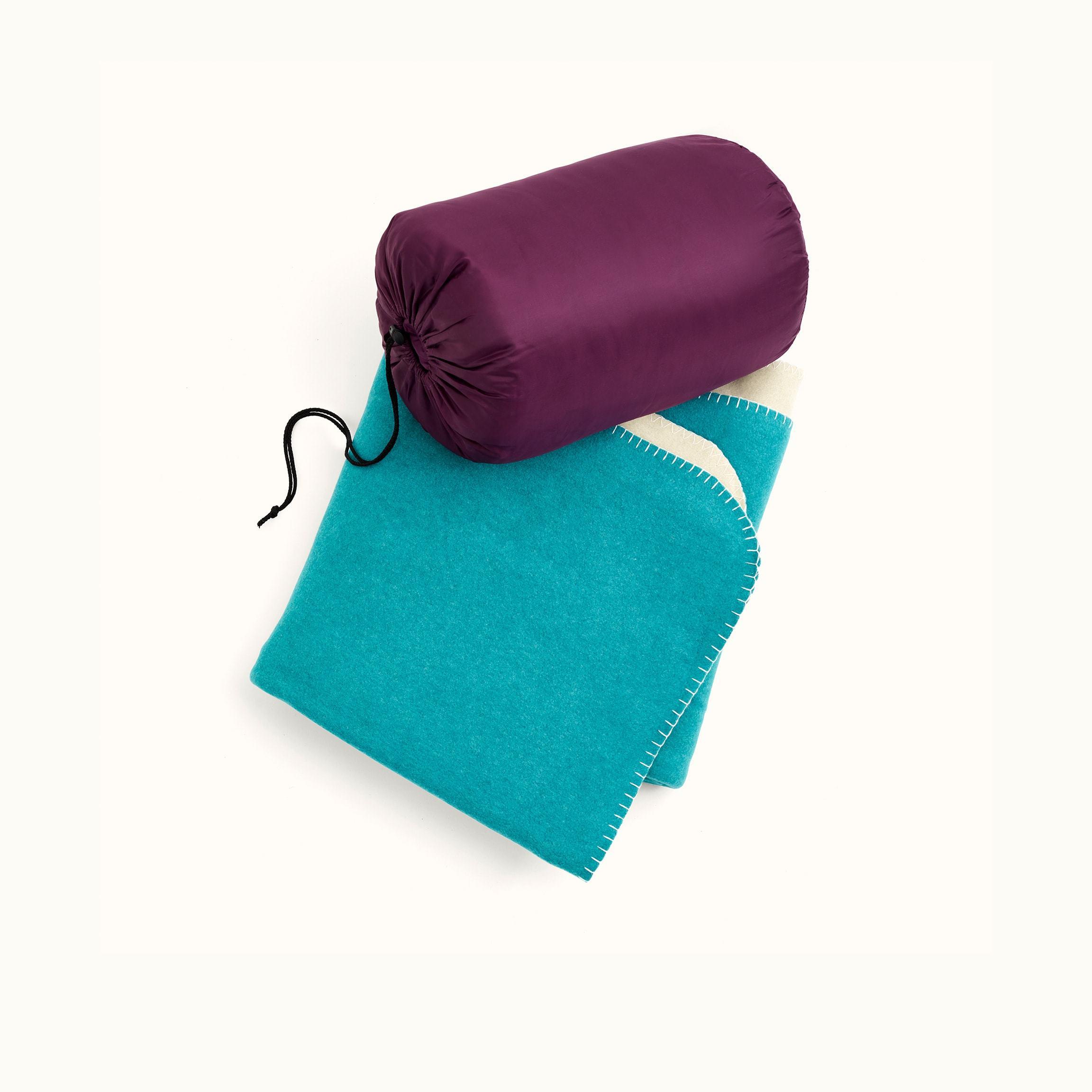 Warm blanket & Sleeping bag